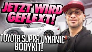 JP Performance - Jetzt wird geflext! | Toyota Supra Dynamic Bodykit!