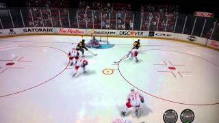 NHL15 cross crease with deez dekes
