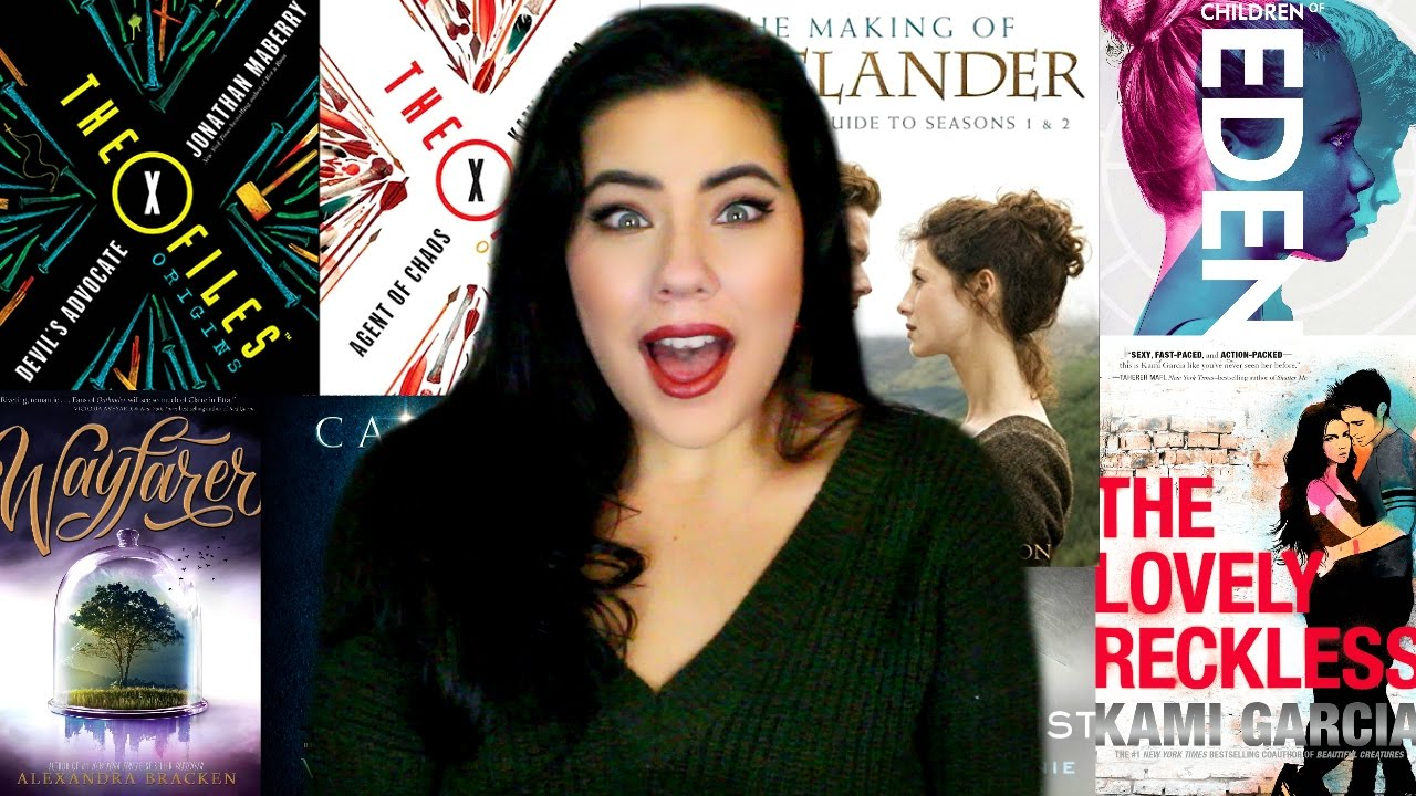 EXCITING FALL & WINTER BOOK RELEASES | 2016