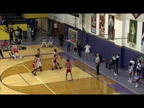City League Championship Rogers vs. Bowsher High School Basketball 2-23-2017