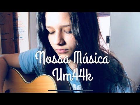 Nossa Música - Um44k  Beatriz Marques cover