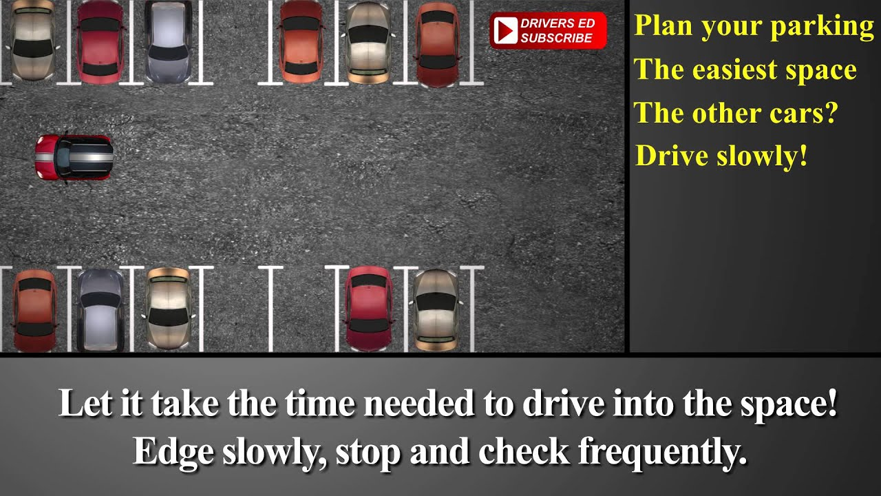 step by step driving instructions
