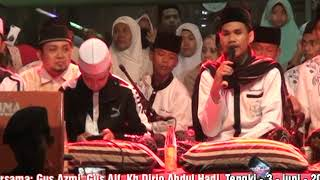 Video Gus Azmi Feat Al Hidayah - Roqotaina, Qomarun, Rohman, Yalal Waton, Indonesia Raya - Tengki Brebes download MP3, 3GP, MP4, WEBM, AVI, FLV November 2018