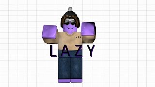 Roblox Speed DesignᴥL A Z Y Oaf w/ High Waisted Pants