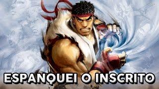 Ultra Street Fighter Iv – Jogando Contra O Inscrito