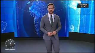 Destaques SBT Brasil (17-11-2018 ) Daniel Adjuto