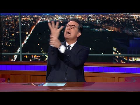 Colbert Meltdown Leaks: Stephen's Uncensored Late Show Rant Exposed