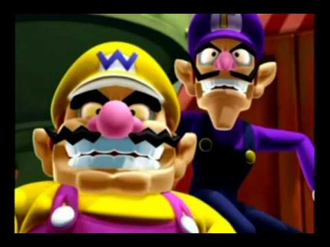 Download Youtube: Mario Power Tennis Intro