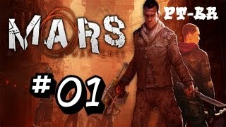 Mars: War Logs Gameplay #01 - Lutando em Marte (Extreme) PT-BR