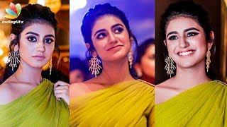 ആഡാർ ലുക്കിൽ വീണ്ടും പ്രിയ | Priya Prakash Varrier In New Look | Latest News