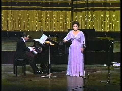 Awake, Saturnia.. Hence, Iris, hence away.. (Marilyn Horne - mezzo-soprano, 02.06.1981)