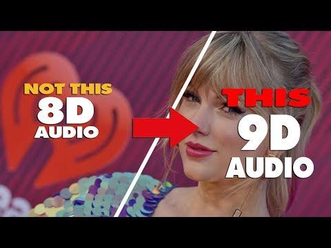 Taylor Swift - The Archer { 9D AUDIO | NOT 8D AUDIO }