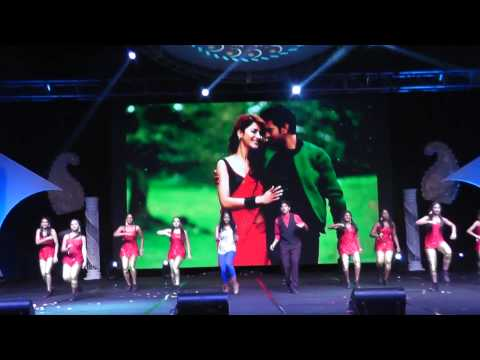 Pimple Dimple song performance part of Mamagarintiki Daredhi :-) at 2nd NATA Convention