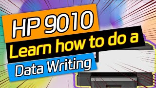 [HP 9010]How to do a data writ…