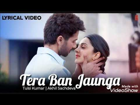 tera-ban-jaunga-||-kabir-singh-mp3-song-new-song