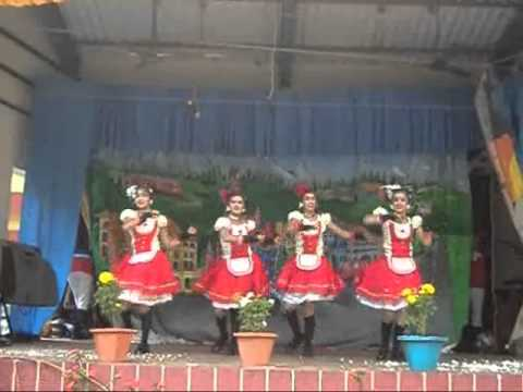 KV AKKULAM SWISS DANCE