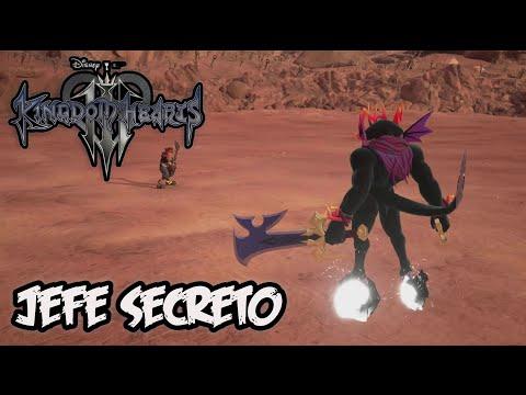 Kingdom Hearts 3 - Secret Boss - Jefe Secreto (EXPERTO - Lv. 47)