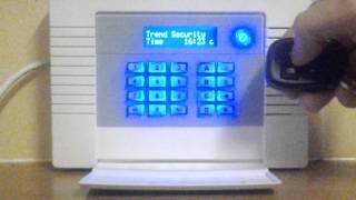 Trend Alarms Pyronix Enforcer Wireless Alarm