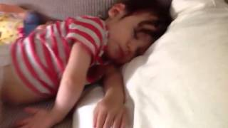 Salar snoring with a blocked nose