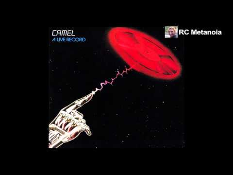 "CAMEL ""A Live Record"" CD2"