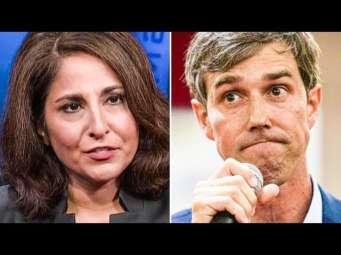 Why Are Establishment Democrats Trying To Shove Beto O'Rourke Down Our Throats?