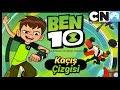 BEN 10 OYUNU - KAÇIŞ ÇİZGİSİ   Ben 10 Türkçe   Cartoon Network