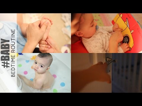 Our Bedtime Routine 11 Month Old Baby  Ysis Lorenna ad