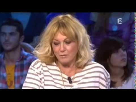 Mylène Demongeot  On n'est pas couché 18 octobre 2008 ONPC