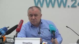 Текебаев: Батукаевдин өлкөдөн чыгып кетүүсүнө Атамбаев кийлигишкен