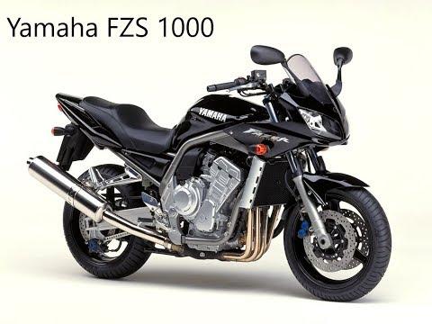 Yamaha Fazer1000 обзор