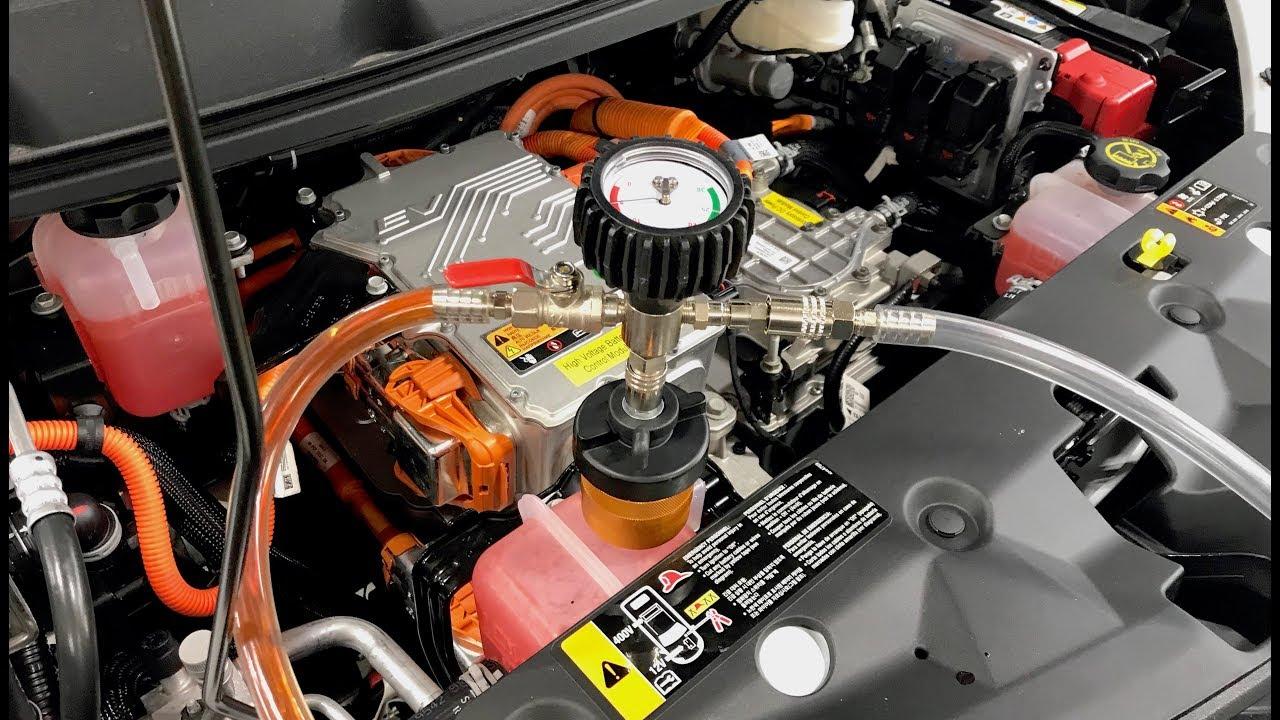 2017 Chevrolet Bolt Ev Battery Smoke Test And Installation