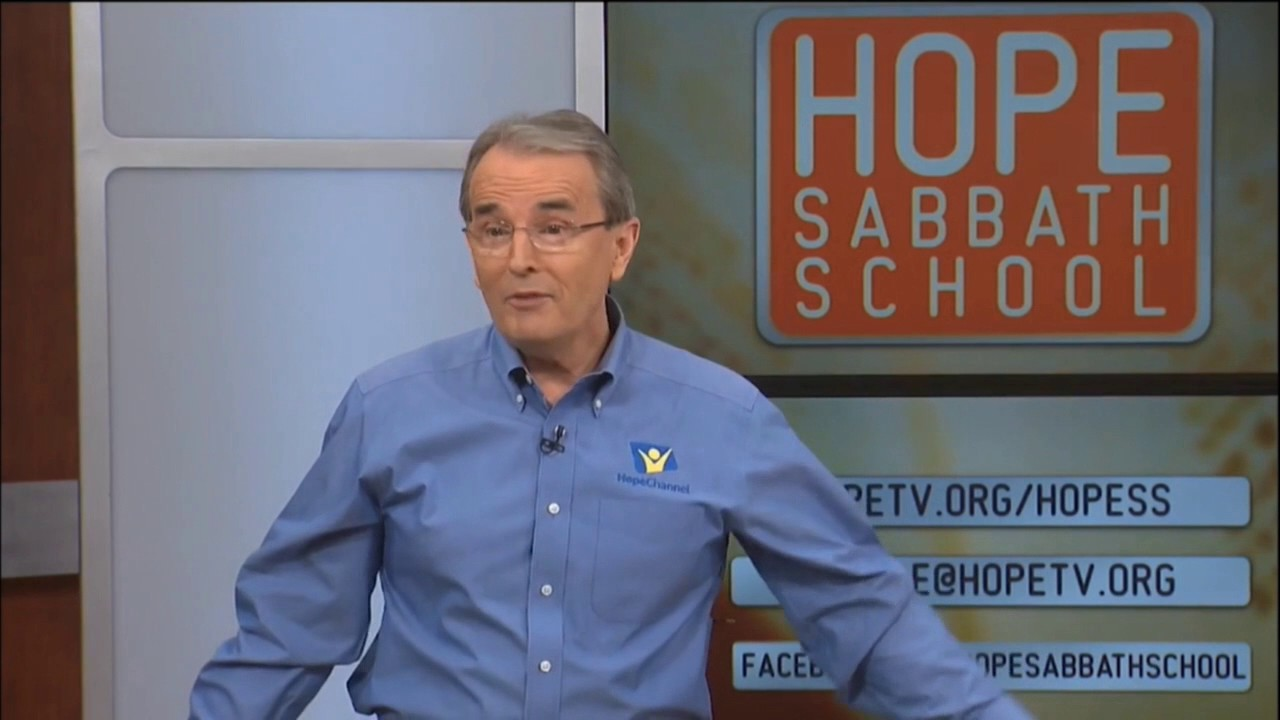 Hope Sabbath School: Lesson 12 - The Day of the Lord (2nd Qtr 2017)