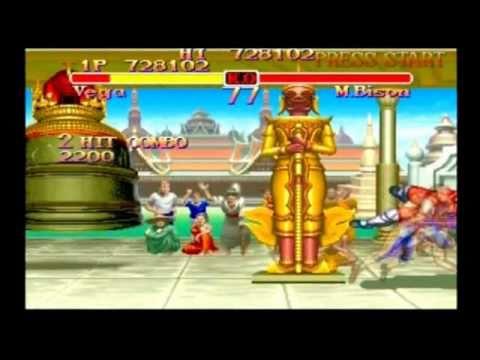 Jay Tavare Vega Balrog Street Fighter Tribute Youtube