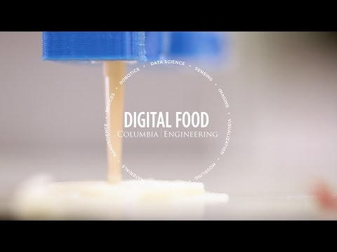 Digital Food: Hod Lipson's Creative Machines