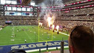 Dallas Cowboys 2019 Season opener game 1 New York Giants