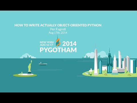 Image from How to write actually object-oriented python