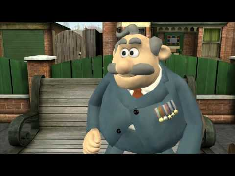 Download Wallace And Gromit Grand Adventures Demo - HD - 9600GT Maxed Out - Part 1