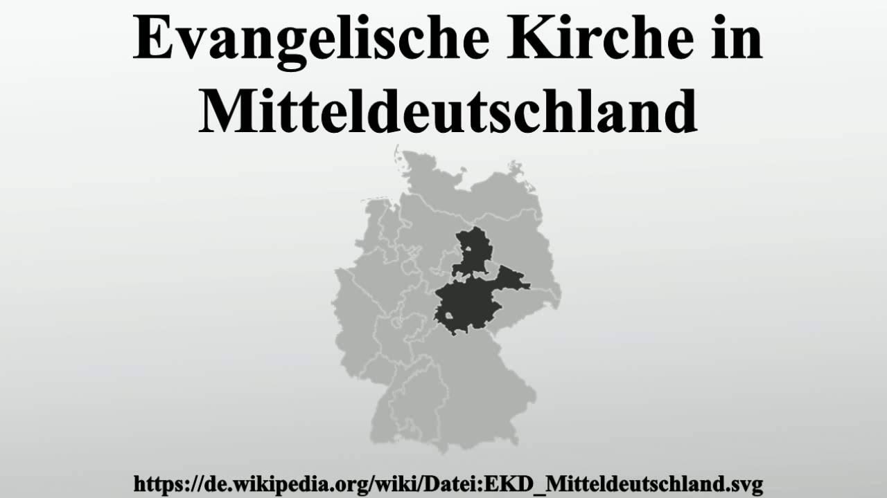 Kirche Mitteldeutschland
