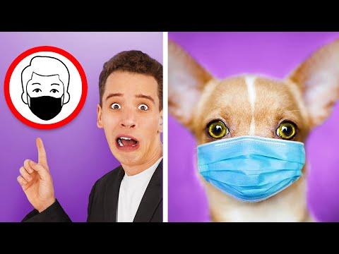 15 Modi Per Introdurre Di Nascosto Gli Animali Al Supermercato! Parte 2