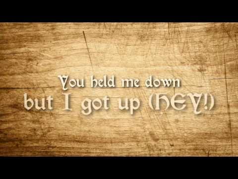 Roar Lyrics HD - Katy Perry