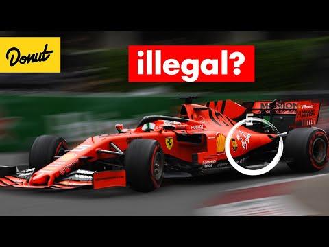 How Ferrari Got Better without Cheating