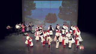 "Plesovi iz Baranje | Hrvatski Folklorni Ansambl - Croatian Folklore Ensemble ""Croatoan"""