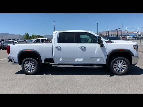2020 GMC Sierra 3500HD Reno, Carson City, Lake Tahoe, Northern Nevada, Roseville, NV LF111698