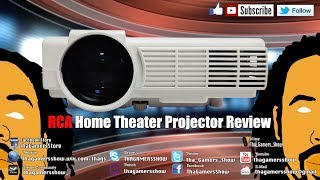 SE05EP171: RCA Home Theater Projector Review