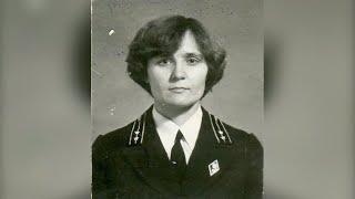 Ветеран прокуратуры Алевтина Блошенкова