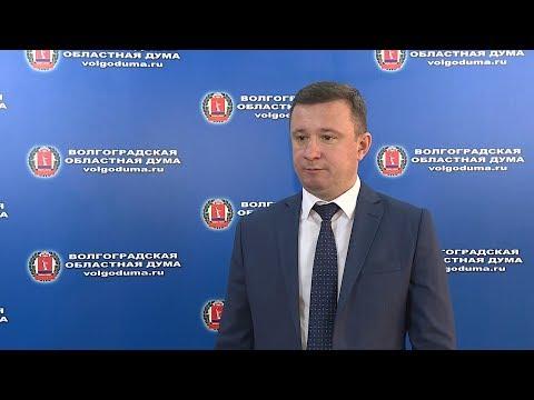Михаил Струк о выборе часового пояса: это выполнение обещания жителям Волгоградской области