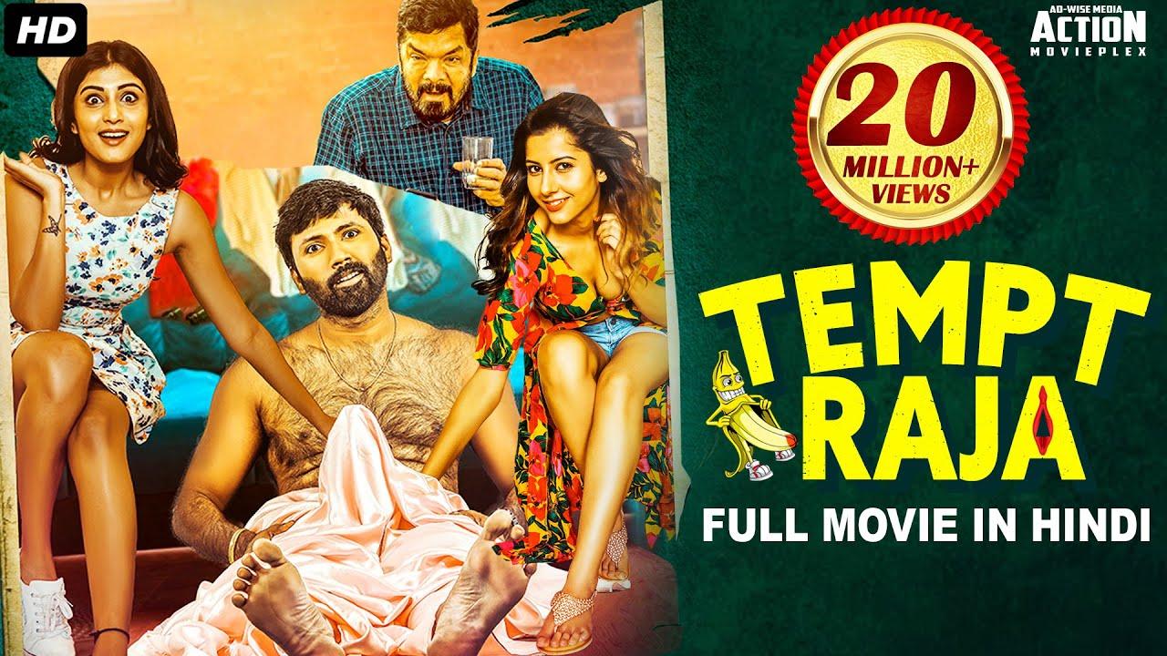 Download TEMPT RAJA (2021) NEW RELEASED Full Hindi Dubbed Movie | Ramki, Divya Rao, Aasma | South Movie 2021