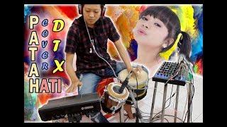PATAH HATI TASYA ROSMALA COVER KENDANG DTX MULTI 12