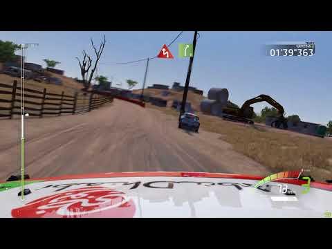 WRC7 - Pad X360   Mexico   Media Luna   21°