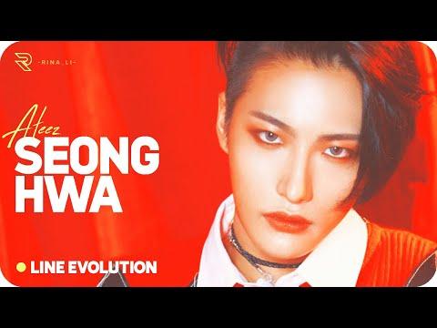 ATEEZ (에이티즈) — SEONGHWA (Line Evolution)